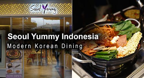 Seoul Yummy, Lippo Mall Kemang, South Jakarta