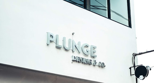 Plunge Dining & Co - The New Brunch Cafe in West Jakarta