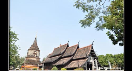 Asia Overland. Teguran Kecil Dalam Perjalananku di Chiang Mai Thailand