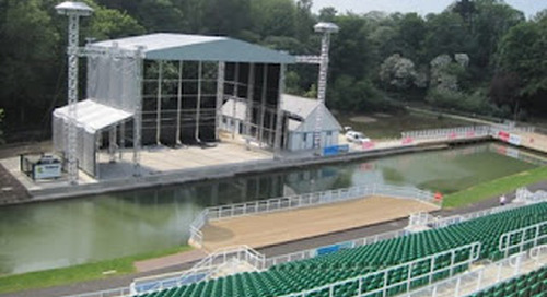 Fun for all Music tastes at Scarborough Open Air Theatre!!