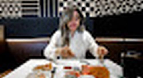 MOS Wagamama Burger