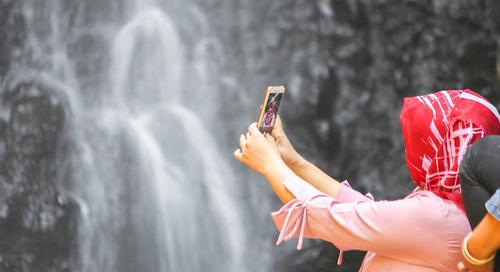 Air Terjun Kedung Gender, Kudus: Gemericik Airnya Menenteramkan