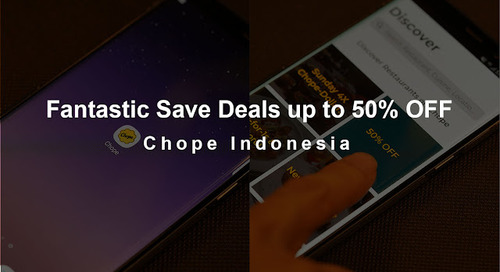 Save Deals, Chope Indonesia