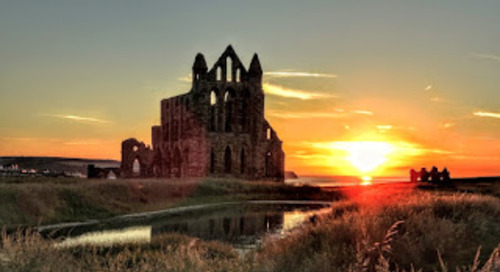 The History of Whitby Abbey