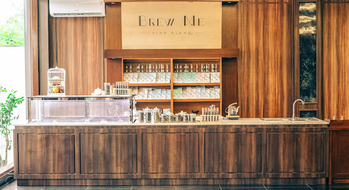 Brew Me Fine Blend ~ Tea House & Restaurant at Sanur