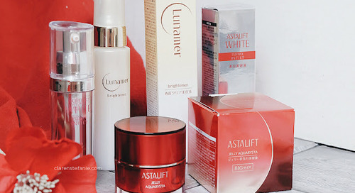 My Current Skincare Routine with ASTALIFT