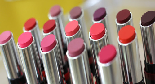 Rimmel 'The Only 1' Lipstick - Review & Swatches