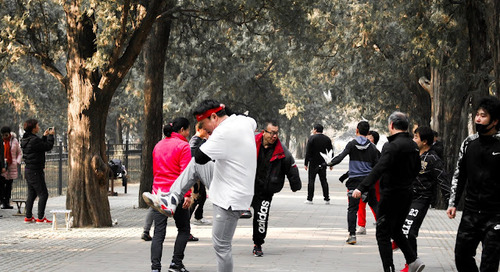 Beijing Thing's: Mulai Dari yang Keren sampai hmm.... duh!