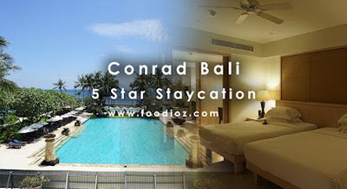 Conrad Bali, Badung, Bali