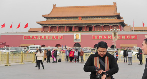 Tian'anmen Square & Forbidden City (Kota Terlarang) di Beijing: Tur Satu Paket!