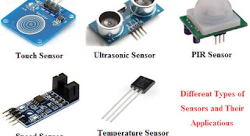 IoT Sensors - Ambient Light Sensor