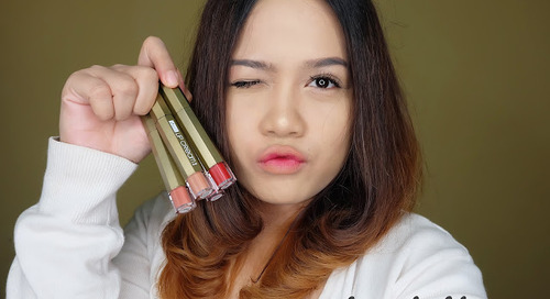 REVIEW LIPCREAM BERL COSMETICS