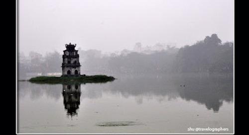Asia Overland. Menyelami Kedamaian Danau Hoan Kiem di Ha Noi Vietnam