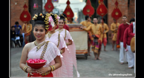 Asia Overland. Dari Houay Xai Laos Menuju Chiang Mai Thailand