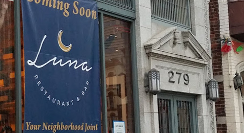 Luna Opens Next Week