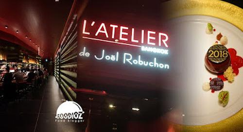 L'Atelier de Joël Robuchon, Bangkok, Thailand