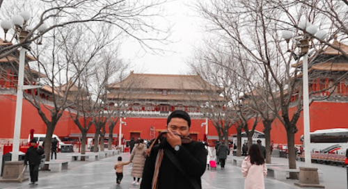 Trip Report Hari Ketiga: Ahh..Uhh..Sakit! Kemudian Diketok Petugas Hotel di Beijing!