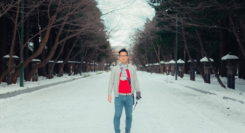 Sapporo Hokkaido Winter Itinerary ~ Travel Guide!