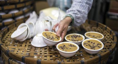 Makanan Enak di Hong Kong