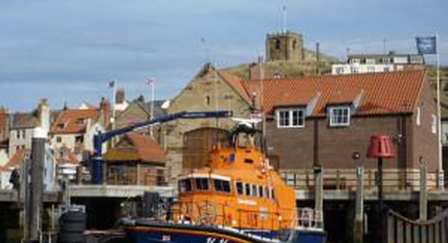 Whitby Lifeboat History and Flag Day