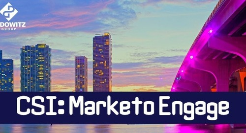 CSI Marketo Engage: Investigative Techniques for Solving Errors
