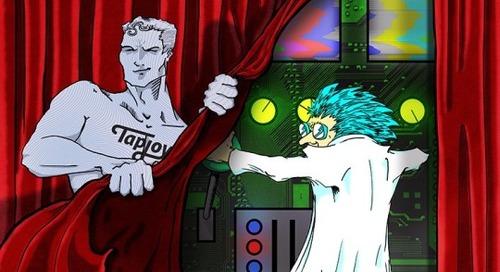 Tapjoy / Rubicon Project:  カーテンの後ろに潜むプレイヤーにご注意を