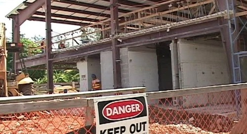 Will Guam's private sector lag behind buildup boom?