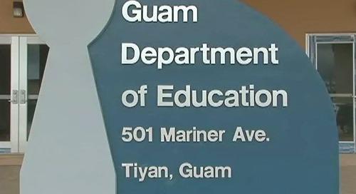 Gun found in elementary school student's bag