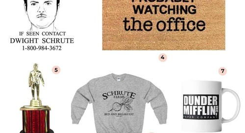 The Office Gift Guide
