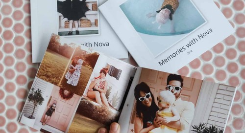 How I Caught Up On Photo Books