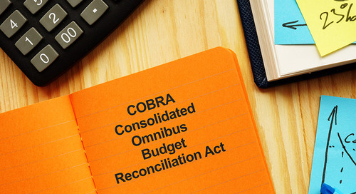 American Rescue Plan Introduces New Changes to COBRA