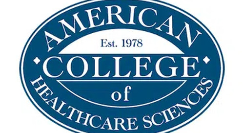 American College of Healthcare Sciences: ACHS Announces Verified Credentials for Students Through Credly