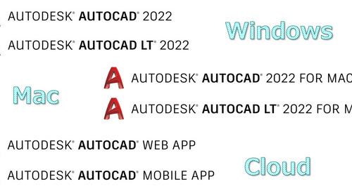 AutoCAD 2022 の新機能 ~ その1