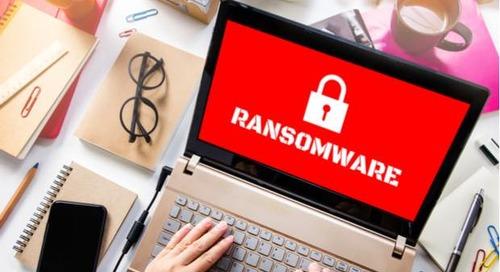 Formas en las que el ransomware se puede comportar al infectar un sistema