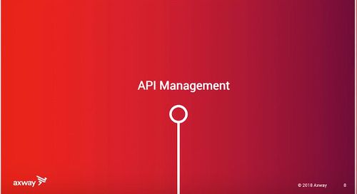 API Conference wrap-up: Lesson 2, API Management lessons
