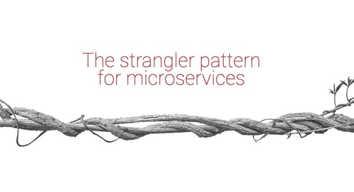 Monolith Modernization with APIs and Microservices: What is the Strangler Pattern and how to use it?