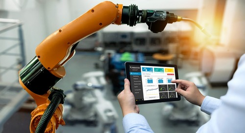 The Future of Manufacturing is Digital Transformation