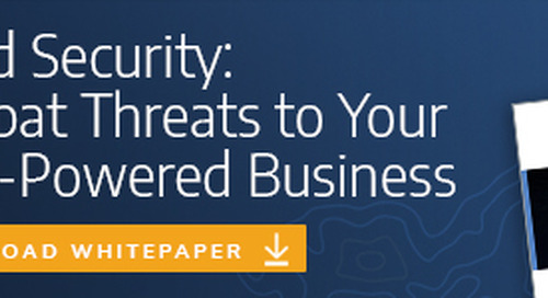 Why SaaS Security Must be a Business Priority