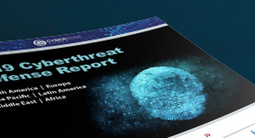 The 2019 Cyberthreat Defense Report Answers the Big Questions in Cybersecurity Today