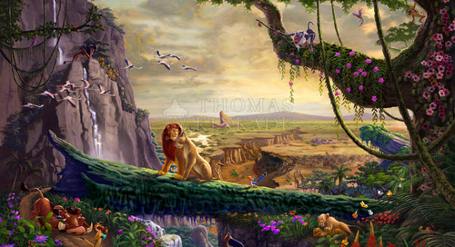 Disney The Lion King – Return to Pride Rock