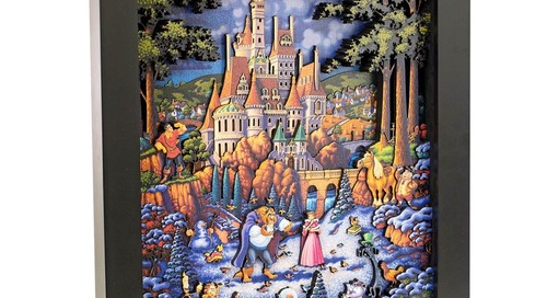 Eric Dowdle Beauty and Beast Stratascape