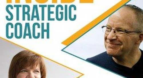 Why Strategic Coach Is Still Going Strong After 30 Years