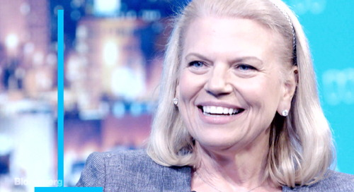 The David Rubenstein Show: Ginni Rometty