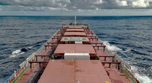 Worst Shipping Crisis in Decades Puts Lives and Trade at Risk - Bloomberg