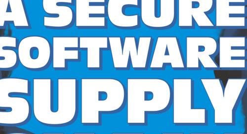 Secure Supply Chain, with Henri van den Bulk