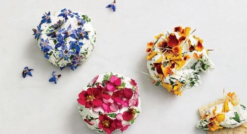 Edible Flowers: Warna-warni Bunga Cantik yang Enak Disantap