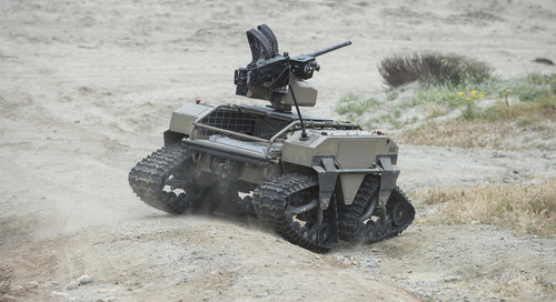 Defense Technologists Divided Over Killer Robots