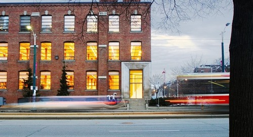 Take a Peek inside the Toronto, ON Office