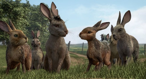 Netflix's Watership Down Is Not (Really) for Kids—And That's a Good Thing - Vogue