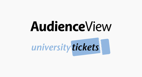 Ticketing Leader AudienceView Acquires UniversityTickets